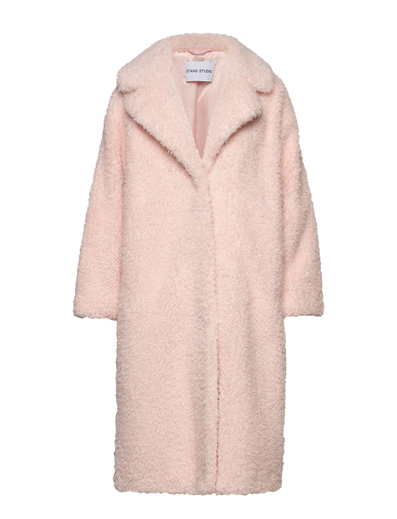 Stand Clara Coat - SOFT PINK