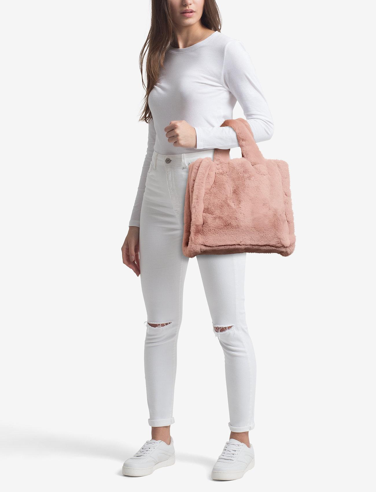 Stand Lolita Bag - PALE PINK