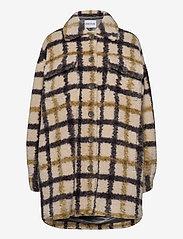 Stand Studio - Sabi Jacket - wool jackets - check - 1