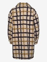 Stand Studio - Sabi Jacket - wool jackets - check - 2