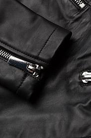 Stand Studio - Item Jacket II - nahkatakit - black - 4