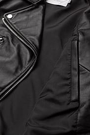 Stand Studio - Item Jacket II - nahkatakit - black - 5