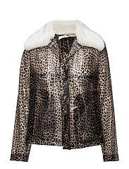 Alayna Rain Coat Short