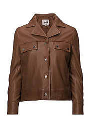 Fiona Jacket - TAN