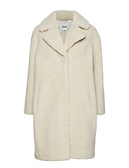 Camille Coocon Coat - CREAM