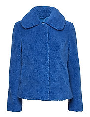 Gilbertine Jacket - ELECTRIC BLUE