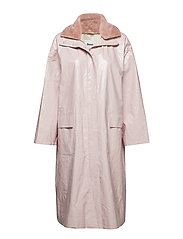 Maia Parka - POWDER PINK