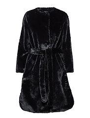Adina Coat - BLACK