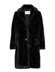 Lisen Coat - BLACK