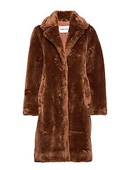 Lisen Coat - BROWN