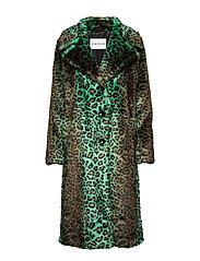 Fanny Coat - GREEN