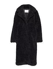 Clara Coat - BLACK