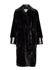Pamella Coat - BLACK