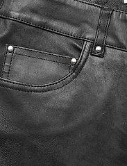 Stand Studio - Stella Jeans II - læderbukser - black - 2