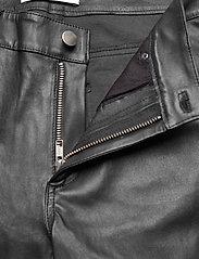 Stand Studio - Stella Jeans II - læderbukser - black - 3