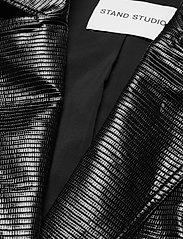 Stand Studio - Melba Vest - puffer vests - black - 2