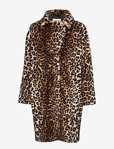 Camille Coocon Coat - LEO