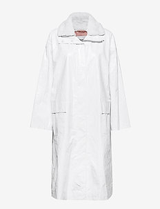 Maia Parka - parka coats - off white