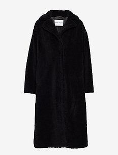 Maria Coat - BLACK