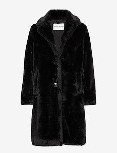 Lisen Coat - BLACK
