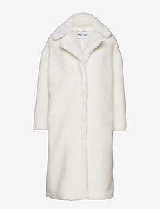 Camilla Coat - tekoturkit - offwhite