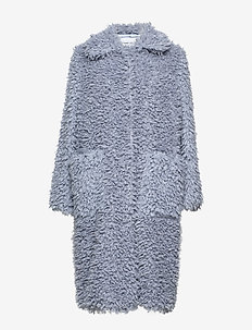 Taylor Coat - TOPAZ BLUE