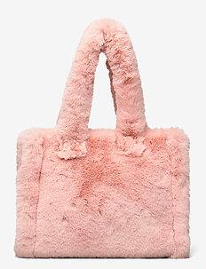 Liz Bag - top handle tasker - seashell pink