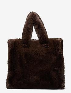 Lolita Bag - top handle - brown