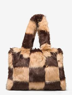 Liz Bag - top handle - beige