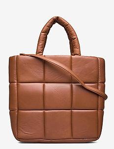 Assante Bag - top handle - tan