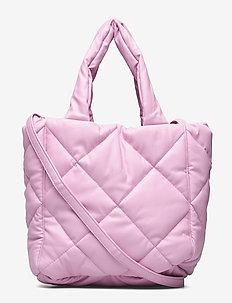 Rosanne Diamond Bag - shopperit - bubblegum pink