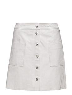 Idun Skirt - WHITE
