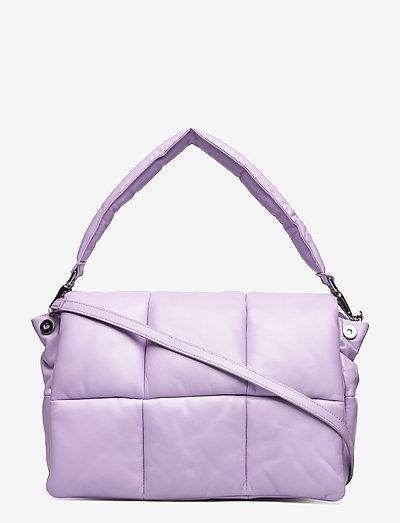Wanda Clutch Bag - bags - powder purple