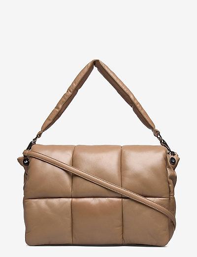 Wanda Clutch Bag - tassen - sand