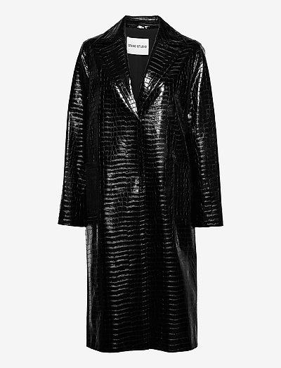 Emerson Coat - coats - black