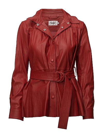 Natasha Shirt - RED