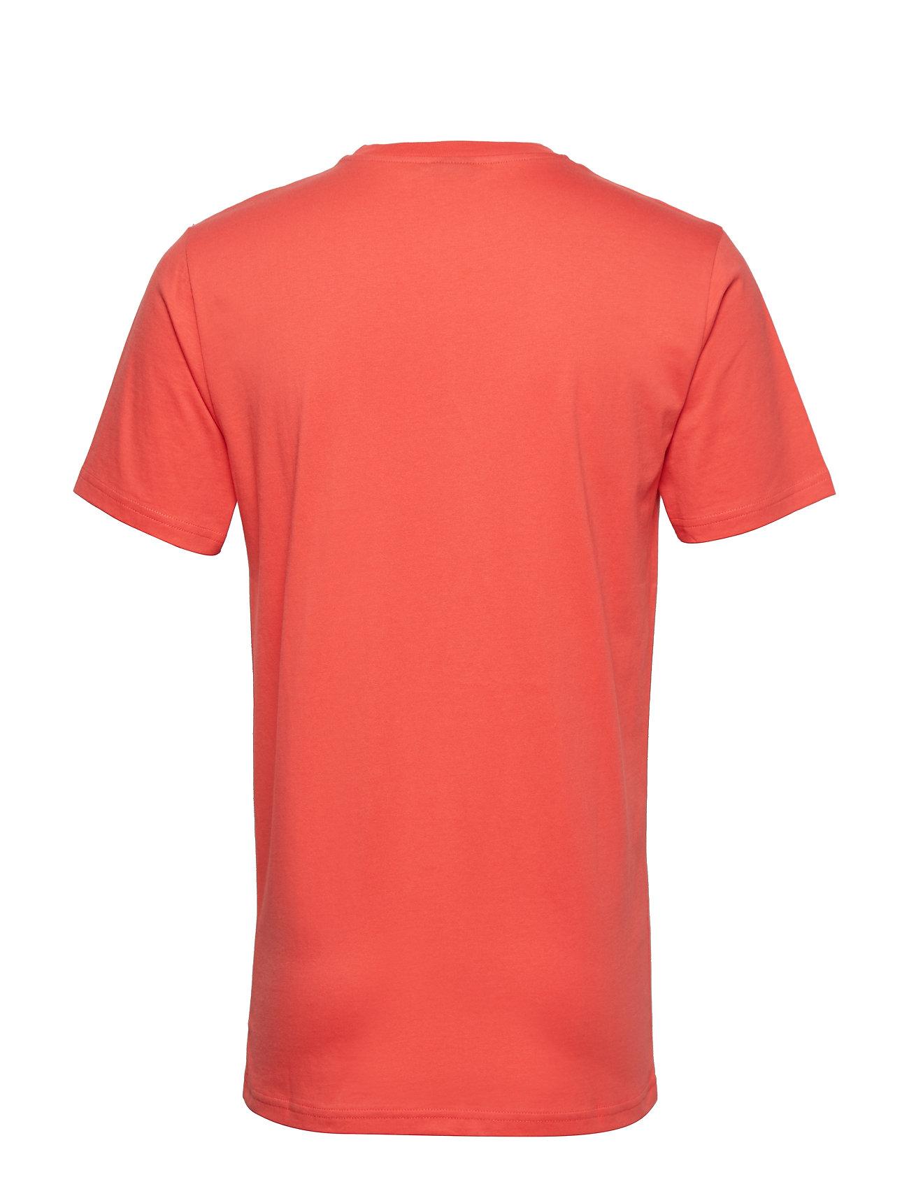 Starter St Charles Hot Coral / Black - T-shirts