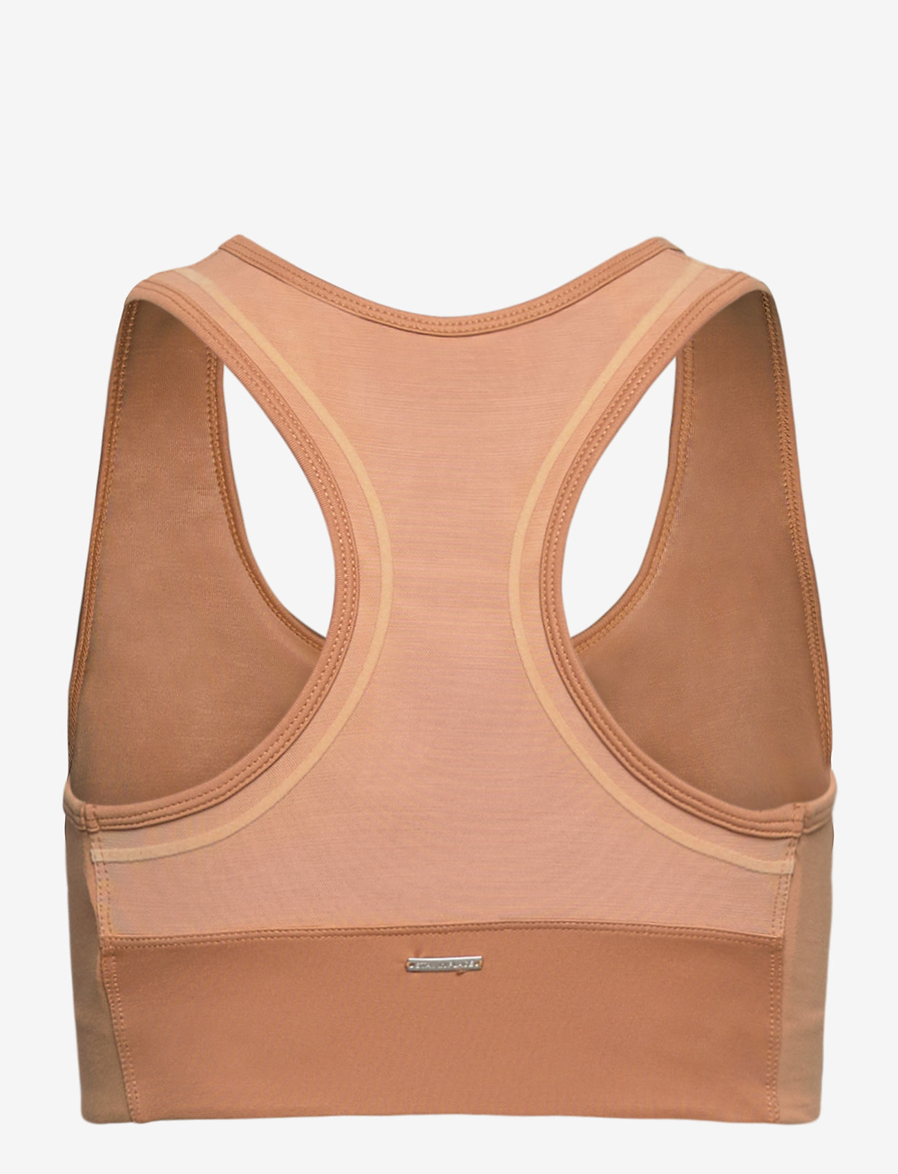 Stay In Place - Compression Sports Bra A/B - sort bras:high - tan line - 1