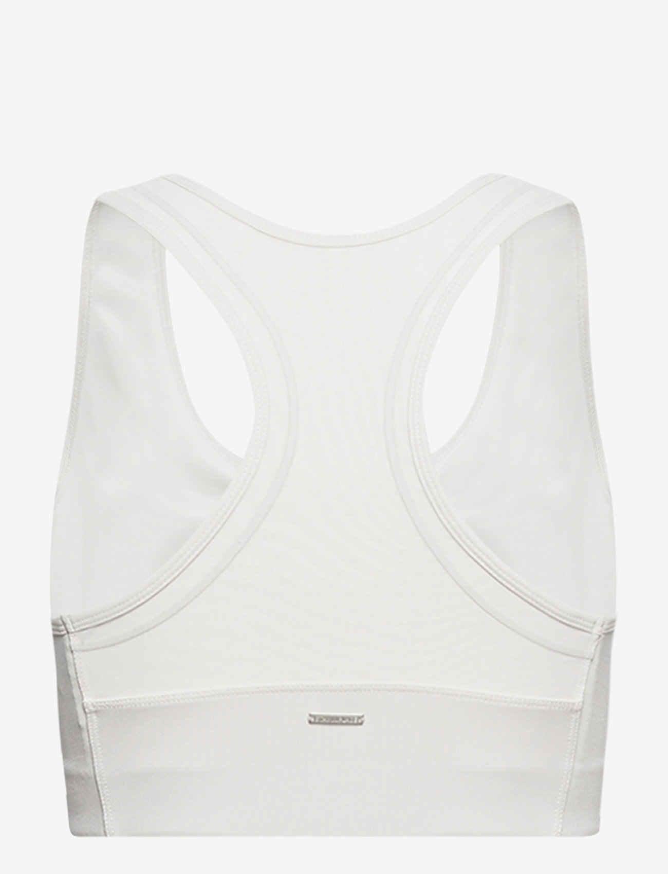 Stay In Place - Compression Sports Bra A/B - sort bras:high - white sand - 1