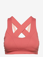 Stay In Place - Energy Sports Bra - sport-bh: høy - blush and tell - 1