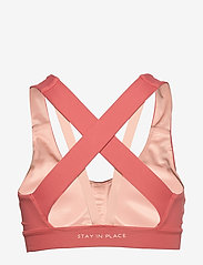 Stay In Place - Energy Sports Bra - sport-bh: høy - blush and tell - 2