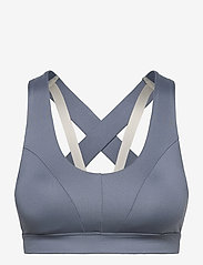 Stay In Place - Energy Sports Bra - sort bras:high - thundercloud - 0