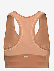 Stay In Place - Compression Sports Bra C/D - sort bras:high - tan line - 1