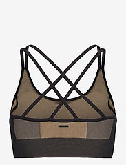 Stay In Place - Seamless Strap Sports Bra - sport bras: medium - bold blonde - 1