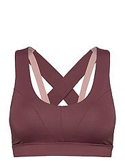 Energy Sports Bra - PLUM POUT