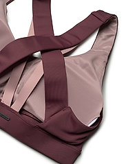Stay In Place - Energy Sports Bra - sort bras:high - plum pout - 5