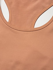 Stay In Place - Compression Sports Bra A/B - sort bras:high - tan line - 2