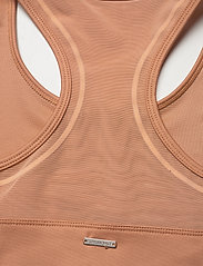 Stay In Place - Compression Sports Bra A/B - sort bras:high - tan line - 3