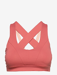 Energy Sports Bra - sort bras:high - blush and tell
