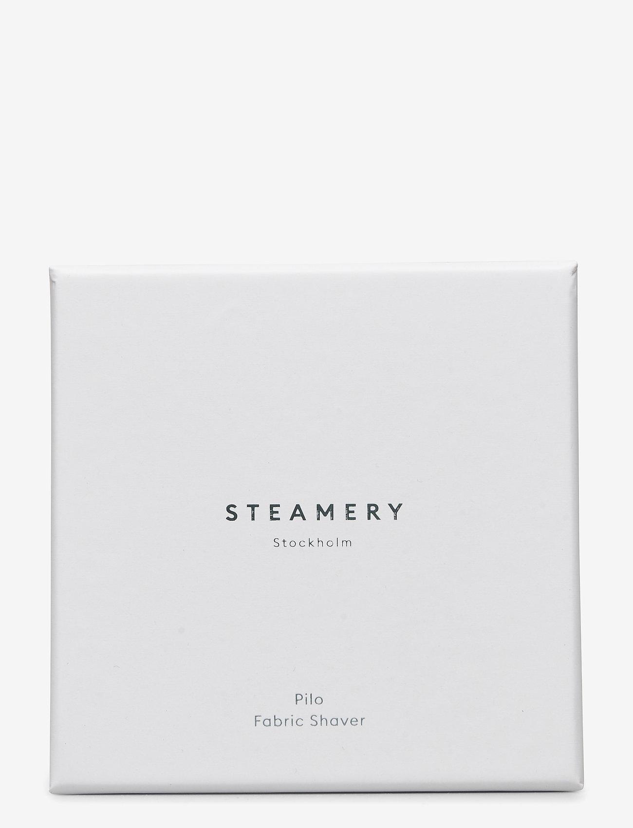 Steamery - Pilo Fabric shaver - accessoarer - white - 3